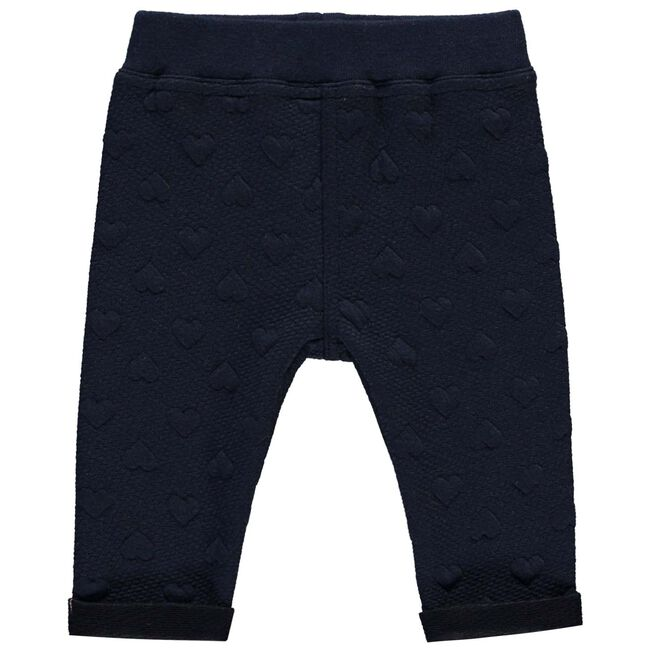 Quapi baby meisjes broek - Dark Blue