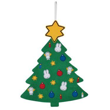 Nijntje kerstboom vilt -