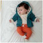 Prénatal newborn unisex broekje - Warm Orange