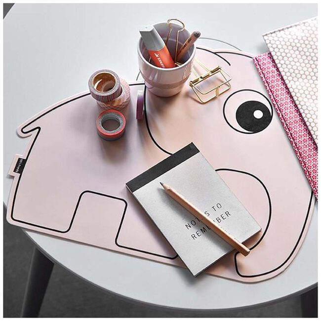 Done by Deer placemat elphee - Light Pink