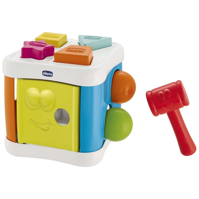 Chicco Sort & Beat 2-in-1 vormenstoof - Multi