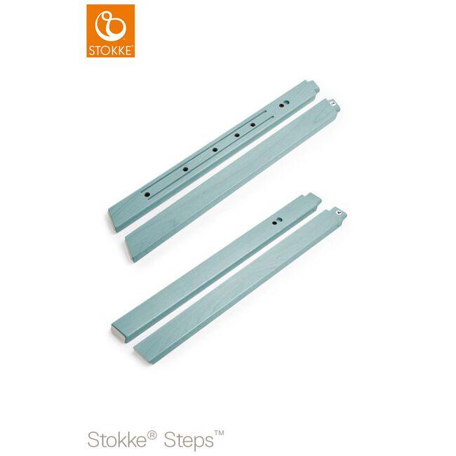 Stokke Steps poten (aqua blue) - Aqua