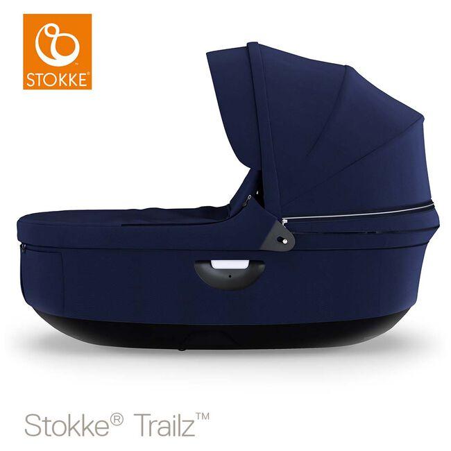 Stokke Trailz reiswieg - Deep Blue