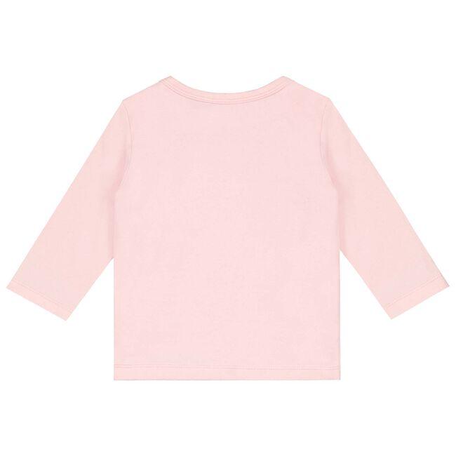 Prénatal newborn meisjes shirt - Skin Piink