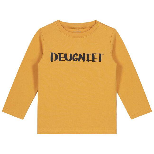 Prénatal baby jongens t-shirt - Spice Yellow