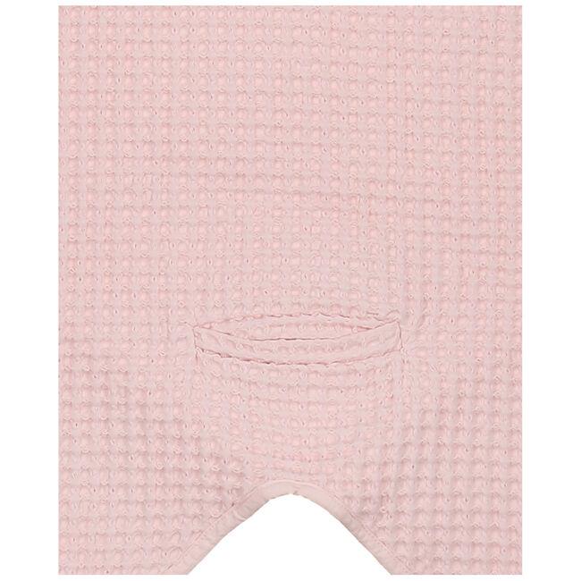 Prénatal wikkeldeken wafel - Medium Pink