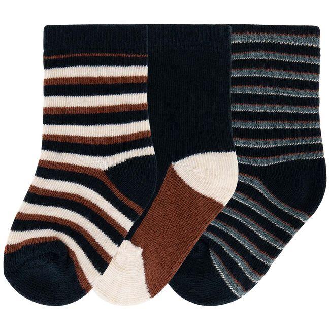 Prénatal jongens sokken 3 stuks - Night Blue