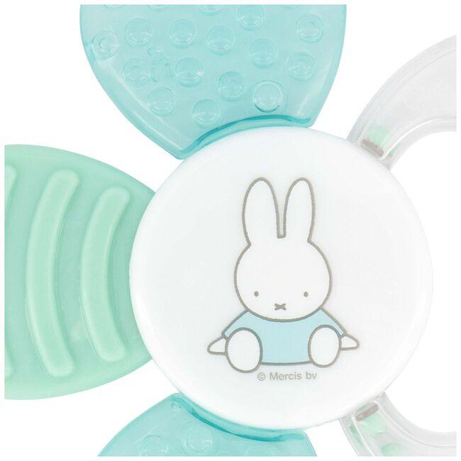 Nijntje Rammelaar bijtring - Light Mint Green