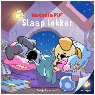 Woezel & Pip slaap lekker -