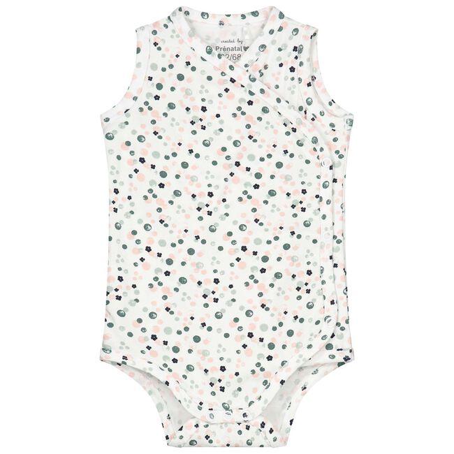 Prénatal  newborn meisjes romper 2-pack - Lightgreen
