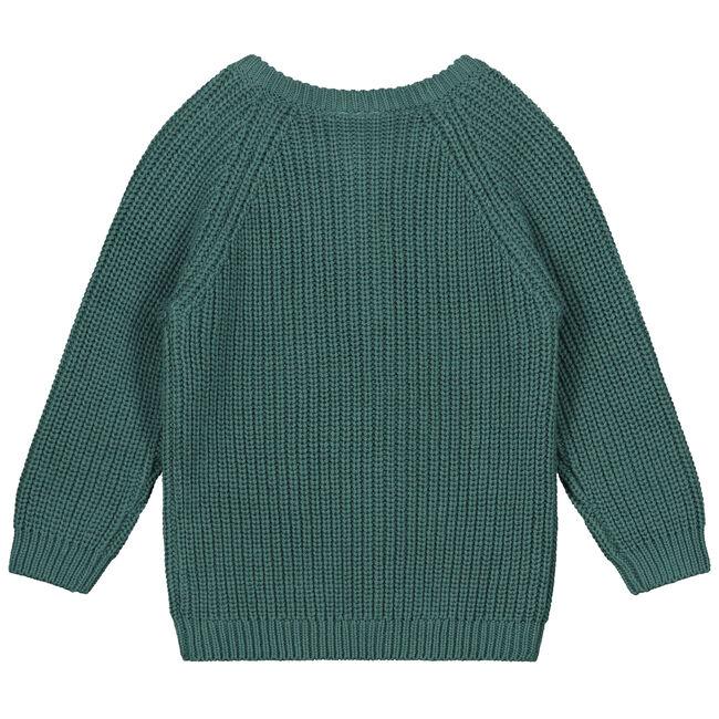 Prénatal baby jongens t-shirt - Green Blue