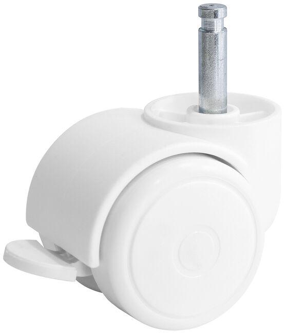 Bopita wielenset box plastic/rubber - Wit
