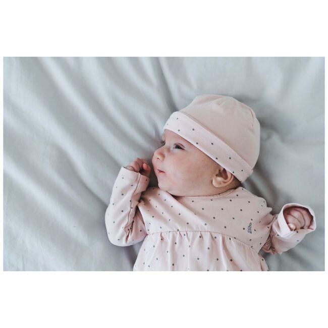 Prénatal newborn meisjes jurkje - Skin Piink