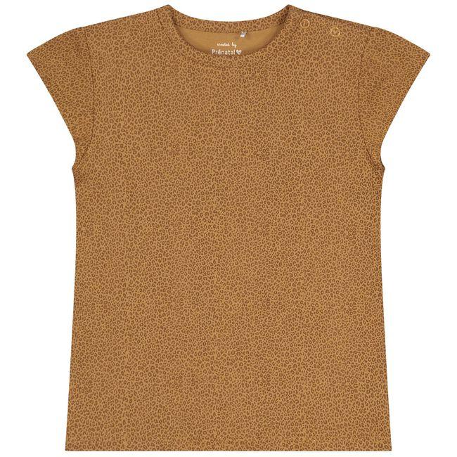 Prénatal baby meisjes T-shirt - Dark Sienna