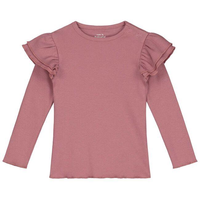 Prénatal baby meisjes T-shirt - Pinkshade