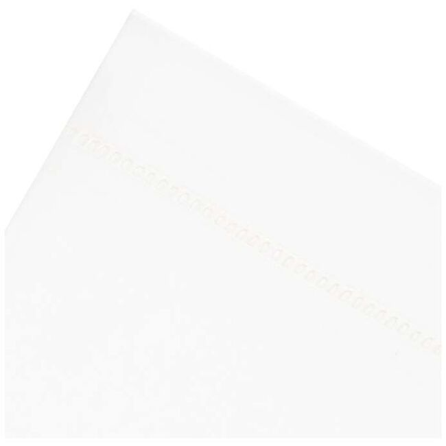 Prénatal wieglaken ajour - White