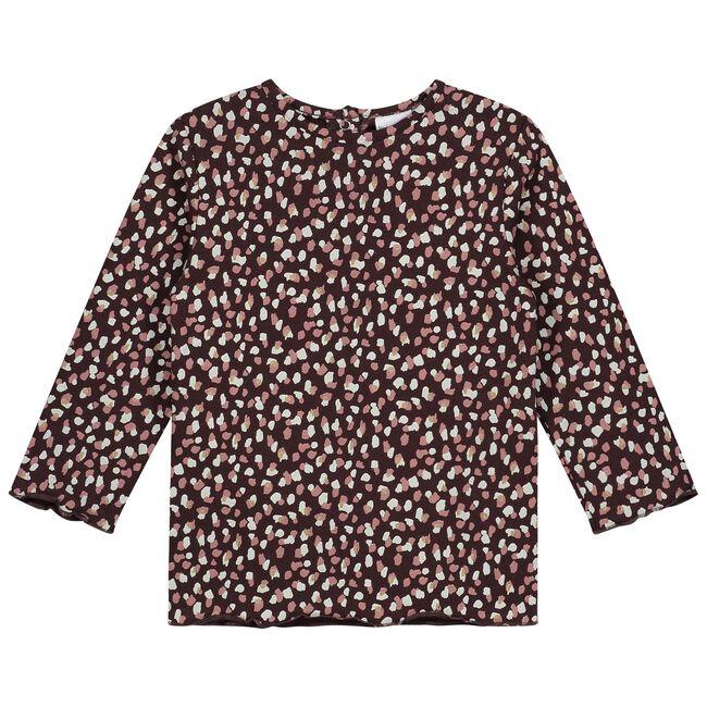 Prénatal peuter meisjes T-shirt - Grape Purple