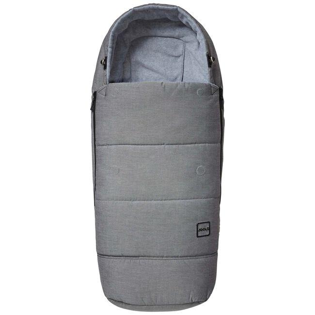 Joolz voetenzak universeel - Superior Grey