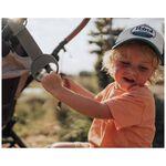 EVE Kids Loopie kinderwagen/buggy handvat - Grey