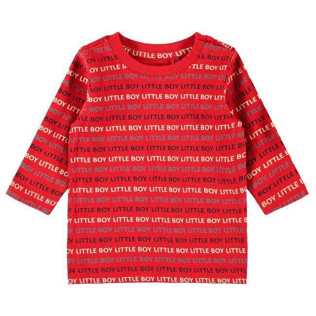 Name it jongens t-shirt - Red