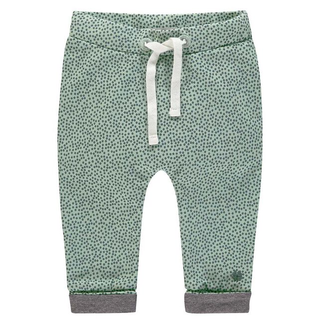 Noppies newborn unisex broekje - Mintgreen