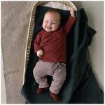 Prenatal newborn unisex overslag shirtje -