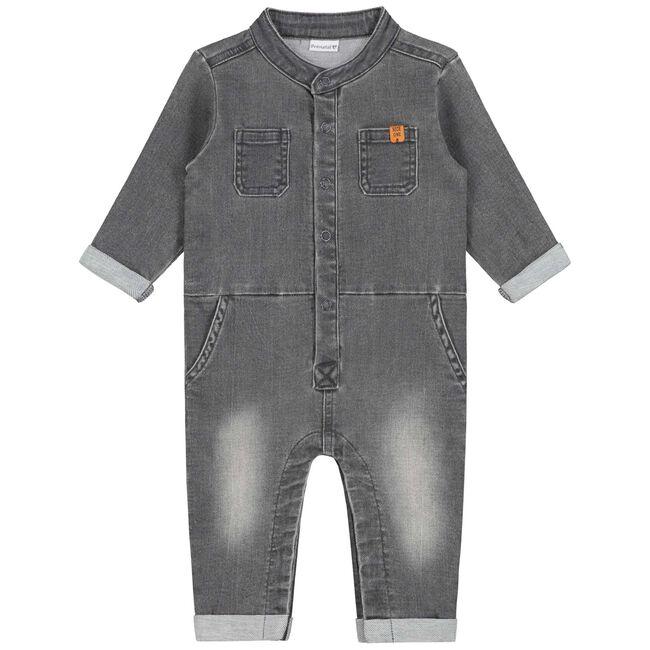 Prénatal baby jongens ééndelig pakje - Grey/Black Denim