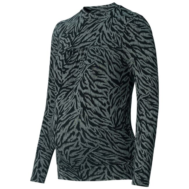 Noppies zwangerschapsshirt - Grey