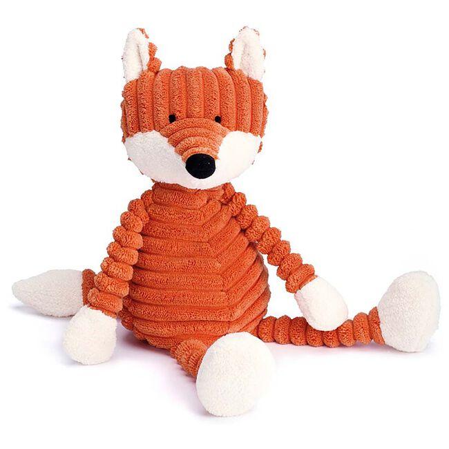 Jellycat Cordy Roy Fox knuffelvos - Orange Shade
