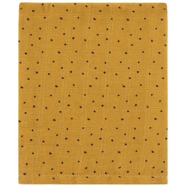 Prénatal hydrofiele washandjes giraffe -