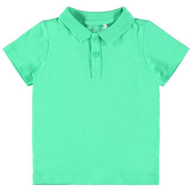 Name it peuter jongens polo - Green