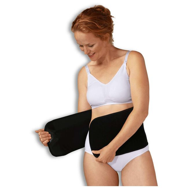 Carriwell Belly Binder sluitband - Black