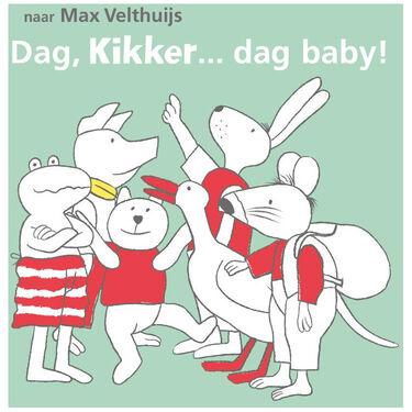Dag Kikker, Dag baby! -