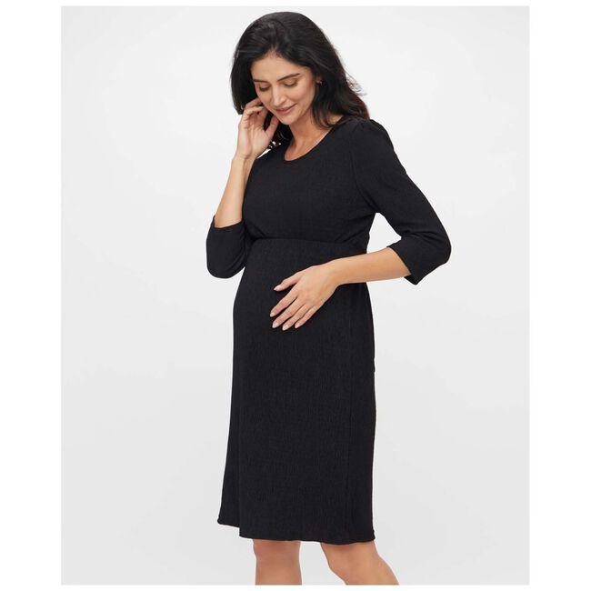 Mamalicious zwangerschapsjurk - Black