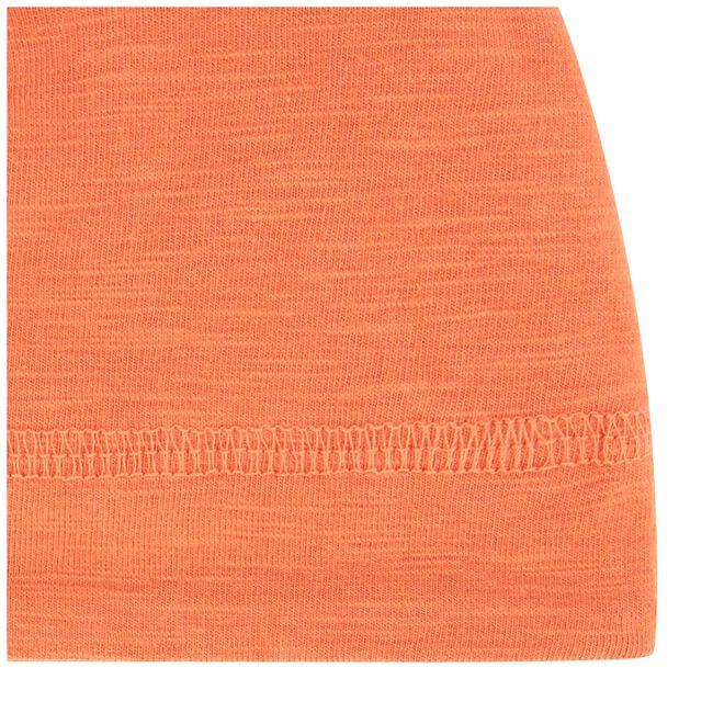 Prénatal newborn unisex mutsje - Warm Orange