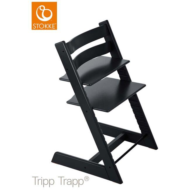 Stokke Tripp Trapp - Black