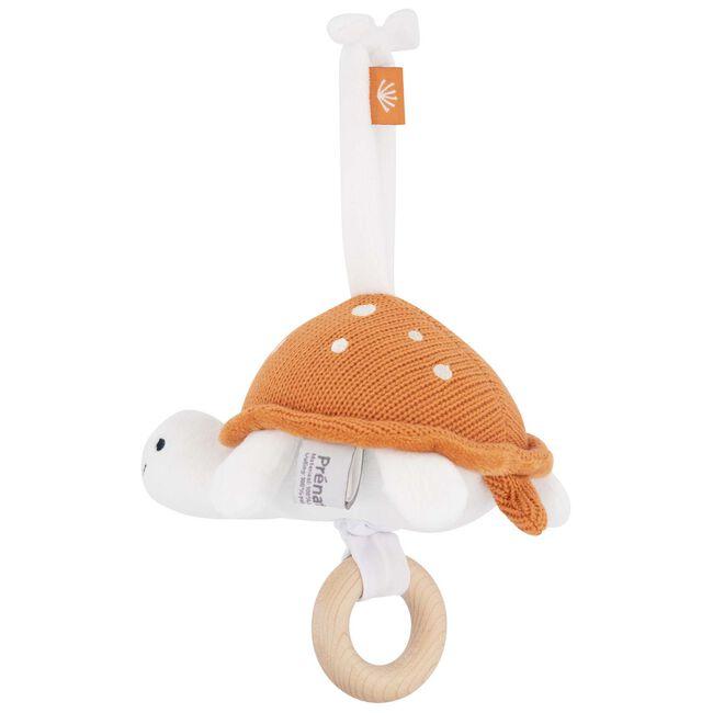 Prénatal muziekdoosje schildpad sealife - Light Peach Orange