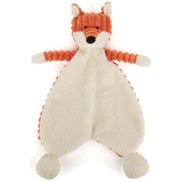 Jellycat knuffeldoekje Cordy Roy baby fox -