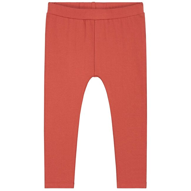 Prénatal baby meisjes legging - Brown Red