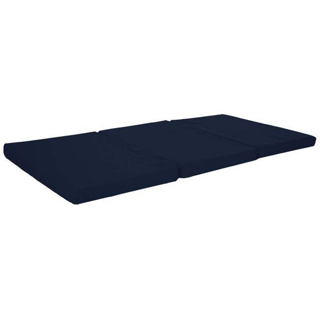 Prénatal campingbed matras 60x120 cm - Dark Blue