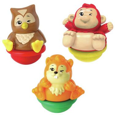 VTech Zoomizooz trio pack woud -