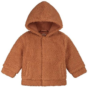 Prénatal newborn teddy jas - Orange Brown