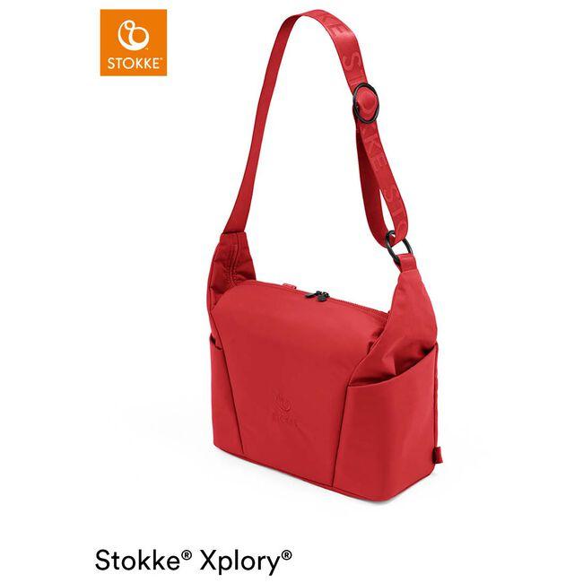 Stokke Xplory X luiertas - Ruby Red