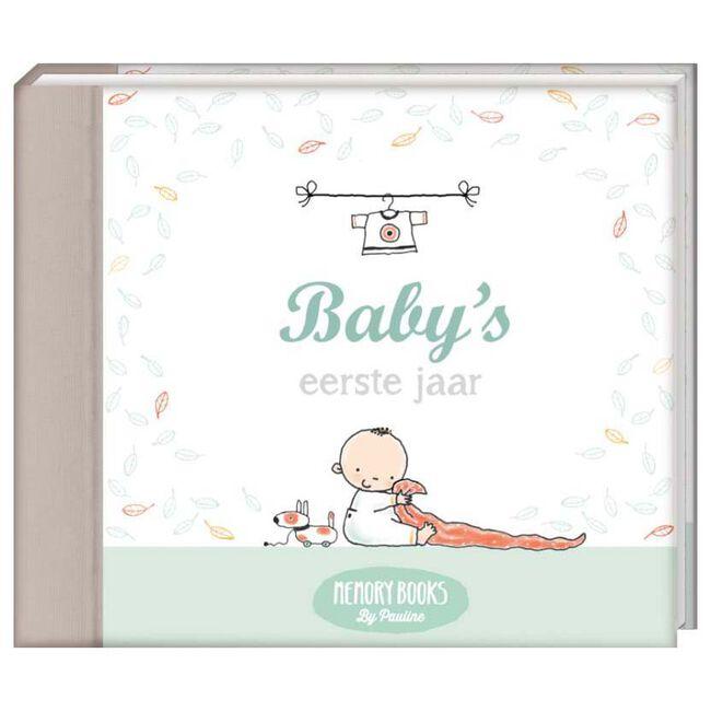 Pauline Oud Memory baby's eerste jaar -