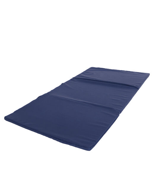 Prenatal campingbed logeermatras + hoeslaken - Blue