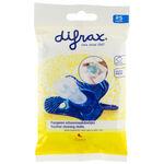 Difrax fopspeen schoonmaakdoekje - Geen Kleurcode
