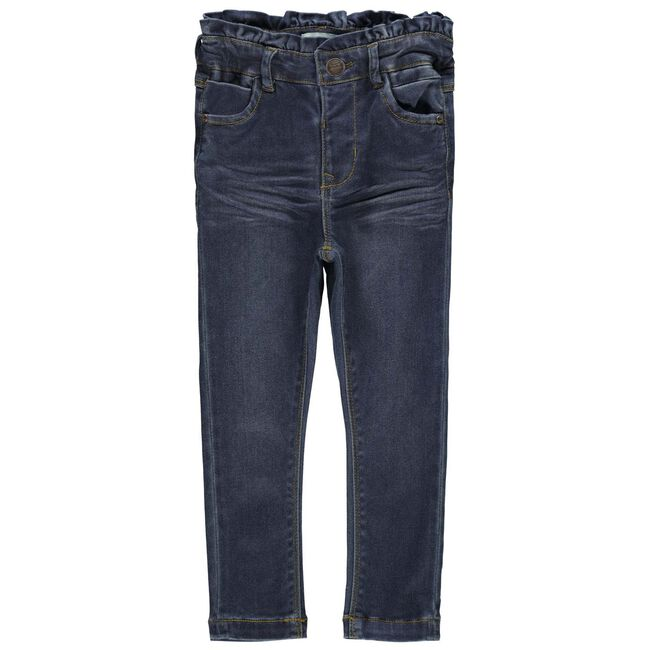 Name it peuter meisjes jeans - Dark Blue Denim