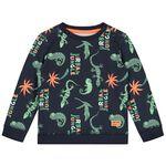 Prénatal baby jongens sweater - Dark Blue