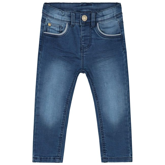 Prenatal peuter meisjes jeans skinny - Mid Blue Denim