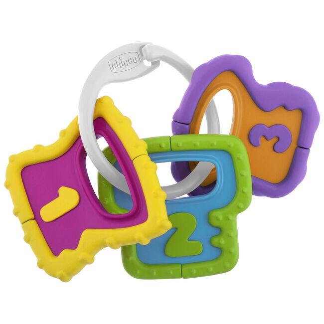 Chicco sleutel rammelaar - Multi